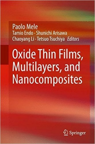 Oxide Thin Films,Multilayers, and Nanocomposites